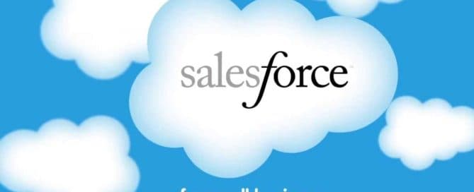 salesforce and pardot