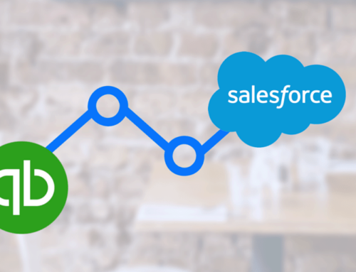 Quickbooks Integration in Salesforce