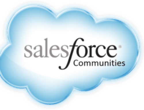 Benefits of Salesforce Communities