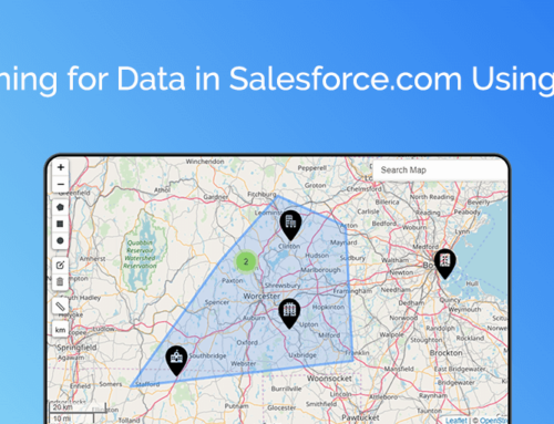 Benefits of Using Salesforce Maps
